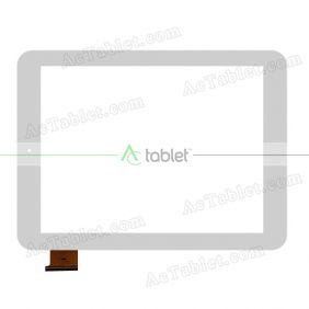 Touch Screen Replacement for Teclast X98 Plus II Z8300 Quad Core Windows Tpad 9.7 Inch Tablet PC