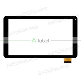 Replacement Touch Screen for NeuTab K1 10.1 Inch Quad Core Tablet PC