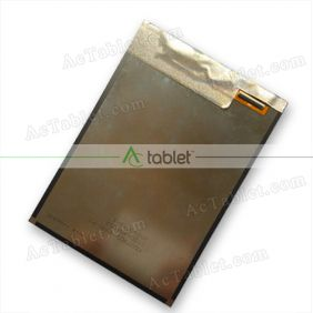 Replacemen LCD Screen for Hipstreet Vanguard 2 7.85 Inch Quad Core Tablet PC
