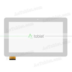 Replacement Touch Screen for Odys Space 10 Pro Plus 3G Quad Core 10.1 Inch Tablet PC