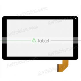 Replacement Touch Screen for eSTAR GRAND HD MID1198 QUAD CORE 10.1 Inch Tablet PC