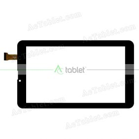 Digitizer Touch Screen Replacement for Goldengulf 9 inch MTK6577 Dual Core 3G Tablet PC