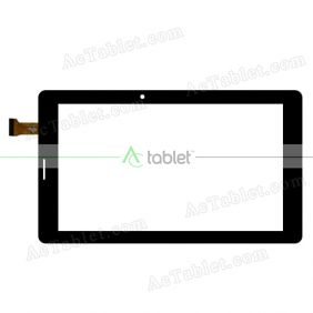 Digitizer Touch Screen Replacement for 2016 NEW Sanei G903 9 Inch MTK8312 Quad Core Phablet  Tablet PC