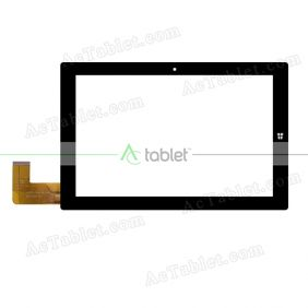 Digitizer Glass Touch Screen Replacement for Chuwi CW1515 Hi10 Z8300 Quad Core 10.1 Inch Tablet PC