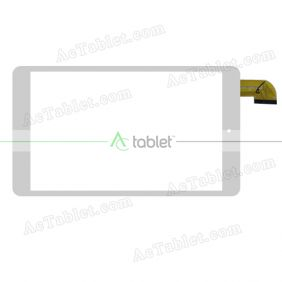 Digitizer Glass Touch Screen Replacement for Teclast P80H MT8163 Quad Core 8 Inch Tablet PC
