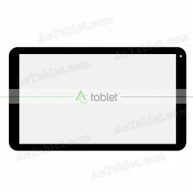 Replacement Touch Screen for i.onik L1001 IO.101QC.705095 MTK8127 Quad Core 10.1 Inch Tablet PC