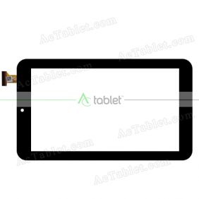 Digitizer Touch Screen Replacement for Alcatel Onetouch Pixi Kids 8053 7 Inch Tablet PC