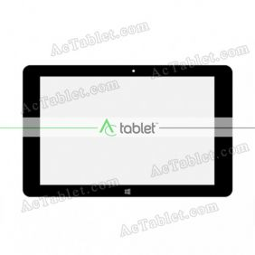Digitizer Touch Screen Replacement for Trekstor SurfTab duo W1 ST10432-10a Windows Tablet PC