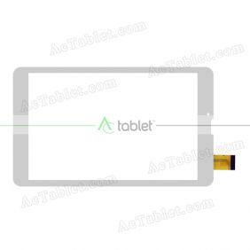 DH-0828A1-PG-FPC Digitizer Glass Touch Screen Replacement for 8 Inch MID Tablet PC