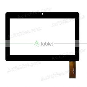 KF-7001 Digitizer Glass Touch Screen Replacement for 7 Inch MID Tablet PC