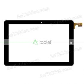 Replacement Touch Screen for Onda oBook10 Dual Boot OI112 2in1 Quad Core 10.1 Inch Tablet PC