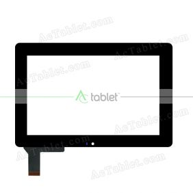 B054-FM080C1 Digitizer Glass Touch Screen Replacement for 8 Inch MID Tablet PC