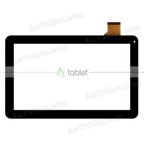 Replacement Touch Screen for XIDO X110 3G 10.1 Inch Quad Core Tablet PC