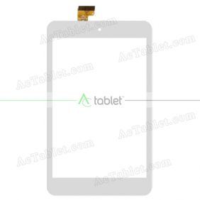 FPC-CY785J076-00 Digitizer Glass Touch Screen Replacement for 7.9 Inch MID Tablet PC