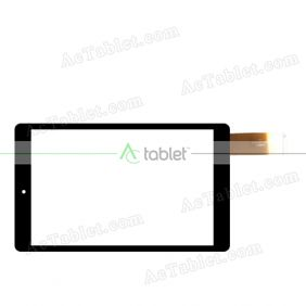 SG8194-FPC_V1-1 Digitizer Glass Touch Screen Replacement for 8 Inch MID Tablet PC