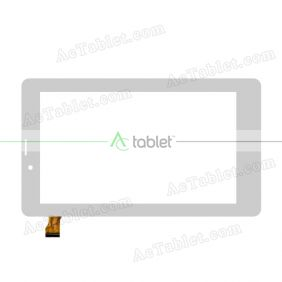 zhpg-0452-b Digitizer Glass Touch Screen Replacement for 7 Inch MID Tablet PC