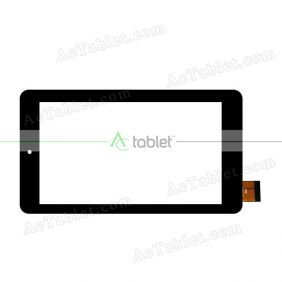 PB70A9067 Digitizer Glass Touch Screen Replacement for 7 Inch MID Tablet PC