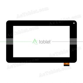 PB70A8843 Digitizer Glass Touch Screen Replacement for 7 Inch MID Tablet PC