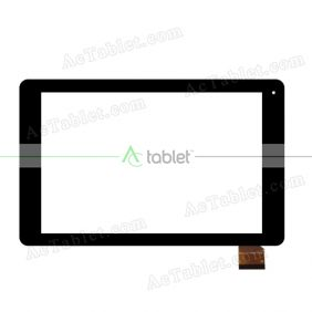 DXG2J2-0531-116B Digitizer Glass Touch Screen Replacement for 10.1 Inch MID Tablet PC