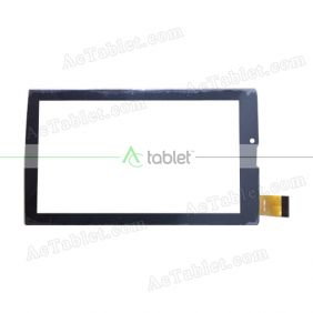 WY-7061 Digitizer Glass Touch Screen Replacement for 7 Inch MID Tablet PC
