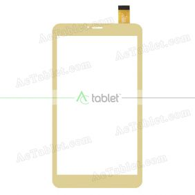 YLD-CEGA8805 Digitizer Glass Touch Screen Replacement for 8 Inch MID Tablet PC
