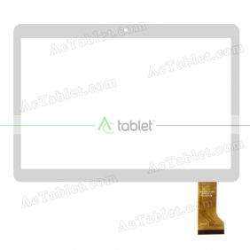 Digitizer Glass Touch Screen Replacement for vKB076F MT8752 Octa Core 9.6 Inch Tablet PC