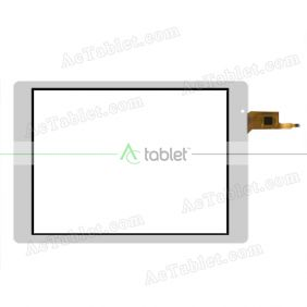 Touch Screen Replacement for Teclast X98 Plus Intel X5-Z8300 Windows TPad 9.7 Inch Tablet PC