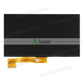 Replacement LCD Screen for Logicom L-ement Tab 1042 Quad Core 10.1 Inch Tablet PC