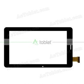 QL09-68 FPC H Digitizer Glass Touch Screen Replacement for 9 Inch MID Tablet PC