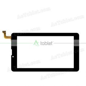 Digitizer Glass Touch Screen Replacement for Digicom A7 LTE 7 Inch Tablet PC