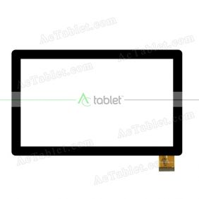 YLD-CCG7542-FPC-A0 Digitizer Glass Touch Screen Replacement for 7 Inch MID Tablet PC