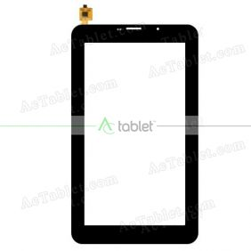 PM1552310P70V00 Digitizer Glass Touch Screen Replacement for 7 Inch MID Tablet PC