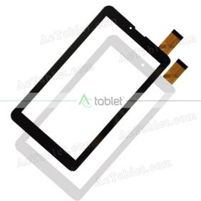 ZYD070-138FPC Digitizer Glass Touch Screen Replacement for 7 Inch MID Tablet PC
