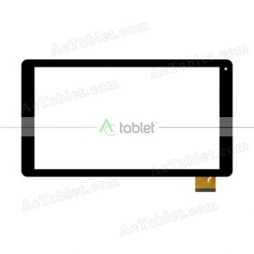 FX-C10.1-156 Digitizer Glass Touch Screen Replacement for 10.1 Inch MID Tablet PC