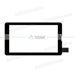 HS1273A V160 Digitizer Glass Touch Screen Replacement for 7 Inch MID Tablet PC