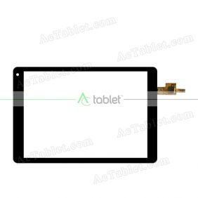 YTG-G80031-F1Digitizer Glass Touch Screen Replacement for 8 Inch MID Tablet PC