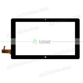 Digitizer Glass Touch Screen Replacement for Cube I7CR I7CX 11.6 Inch Tablet PC