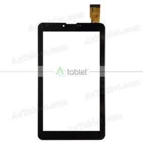 DYJ-DX070AL Digitizer Glass Touch Screen Replacement for 7 Inch MID Tablet PC