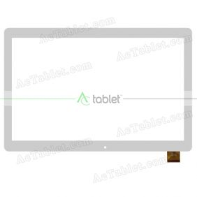 Digitizer Touch Screen Replacement for Cube T12 MTK8321 Quad Core 10.1 Inch Tablet PC