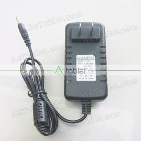 12V Power Supply Adapter Charger for Cube i7 Stylus Intel Core M 5Y10C 10.6 Inch Windows Tablet PC