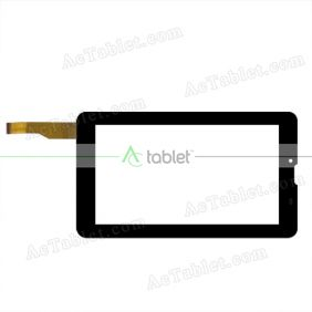 PM1552170P70BV00 Digitizer Glass Touch Screen Replacement for 7 Inch MID Tablet PC