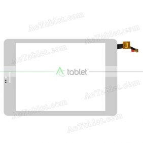 Touch Screen Replacement for Cube Talk 79S U55GT-S MT8312 Dual Core 3G 7.9 Inch Tablet PC