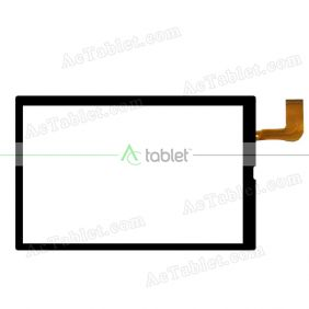 GT80PG147 Digitizer Glass Touch Screen Replacement for 8 Inch MID Tablet PC