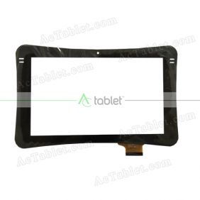 HSCTP-222 Digitizer Glass Touch Screen Replacement for 9 Inch MID Tablet PC