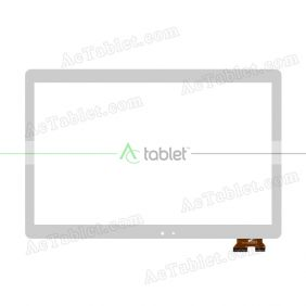 Digitizer Touch Screen Replacement for Cube T10M MTK8783 Octa Core 10.1 Inch Tablet PC