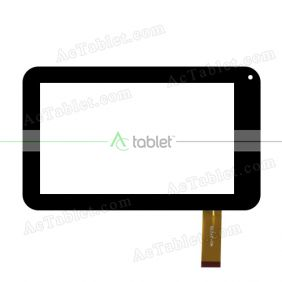 NO-Z7Z35 Digitizer Glass Touch Screen Replacement for 7 Inch MID Tablet PC