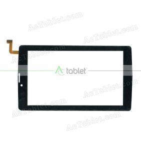 SQ-PG1030-FPC-A0 Digitizer Glass Touch Screen Replacement for 7 Inch MID Tablet PC