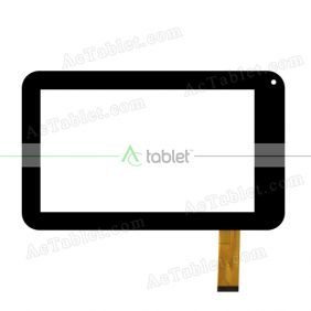 MA-ZYZ35-B Digitizer Glass Touch Screen Replacement for 7 Inch MID Tablet PC