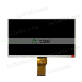 YH090IF50H-D LCD Display Screen Replacement for 9 Inch MID Tablet PC