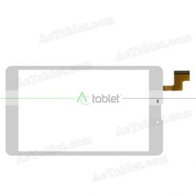 Digitizer Touch Screen Replacement for Eurostar ePad Genie Plus ET8583G-HM15 7.85 Inch Tablet PC
